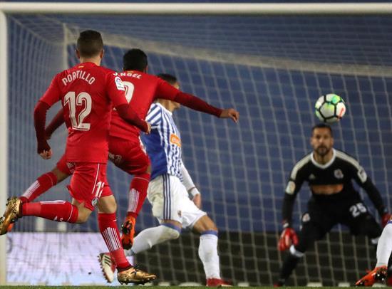 Héctor Moreno y Real Sociedad tienen nuevo técnico