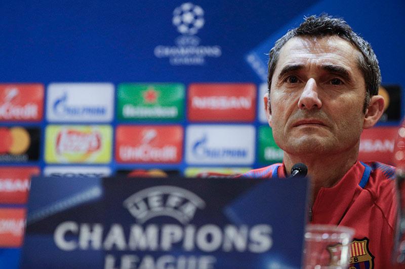 Barcelona, a sellar el pase a semifinales de Champions frente a Roma