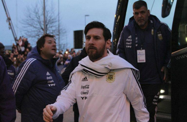 Armani tiene la intención de jugar por la albiceleste — Selección argentina