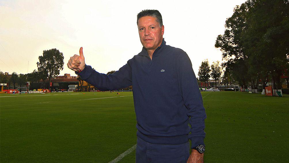 Peláez ya tiene planes con La Máquina como director deportivo