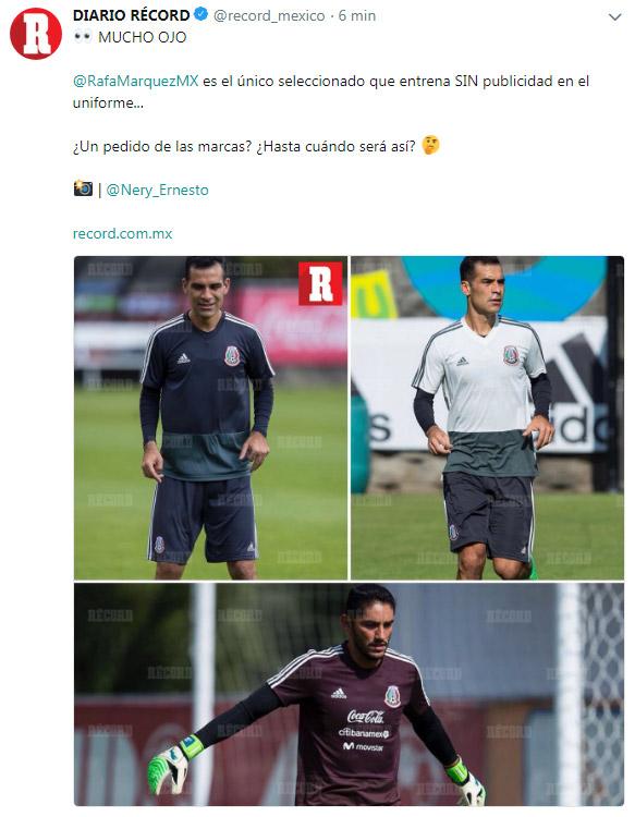 Rafa fue convocado por el técnico Juan Carlos Osorio para estar con el Tri  en el Mundial Rusia 2018 8ea2ccd9e1bfa