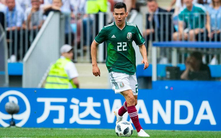 Moreno no jugará Octavos de Final — SELECCIÓN NACIONAL