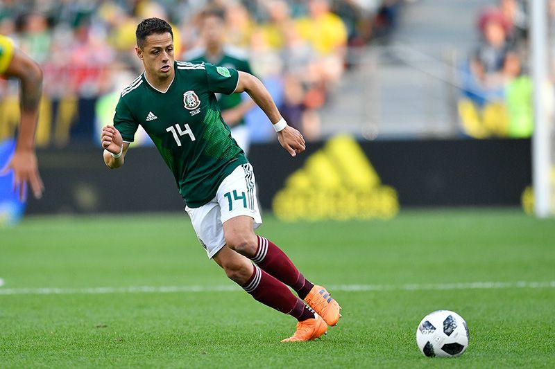 México se pone en el camino de Brasil
