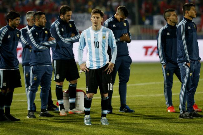 Chau Mundial: así fue la llegada de Messi a España