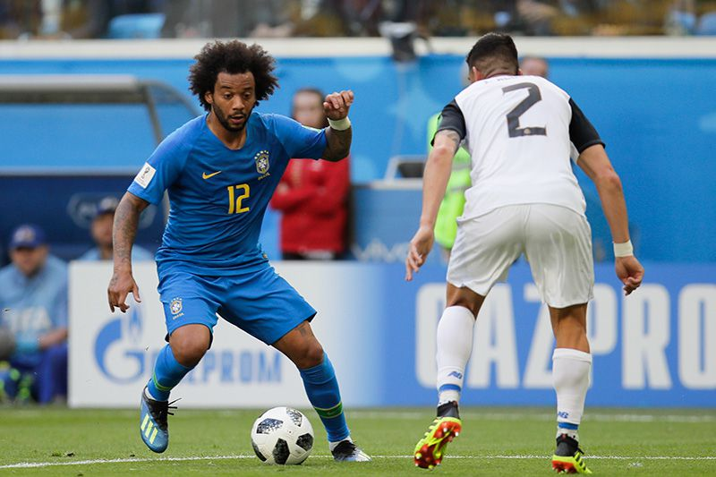 Brasil - México, choque de octavos de final (EN VIVO)