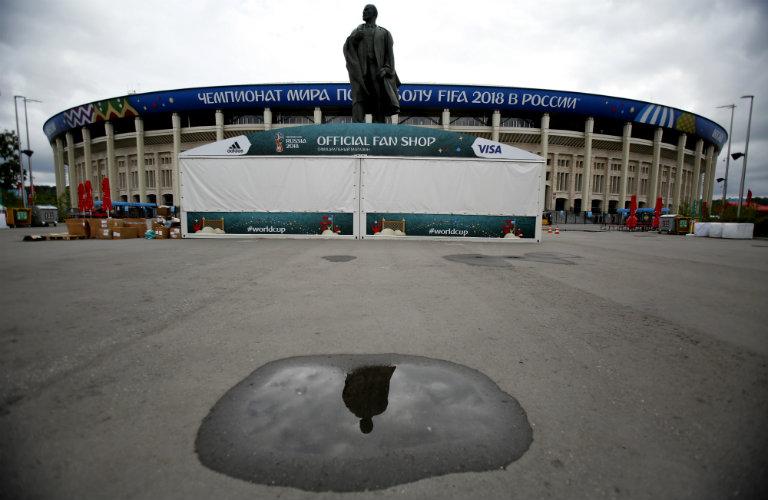 Estadio Luzhnikí será testigo de la Final de Rusia 2018