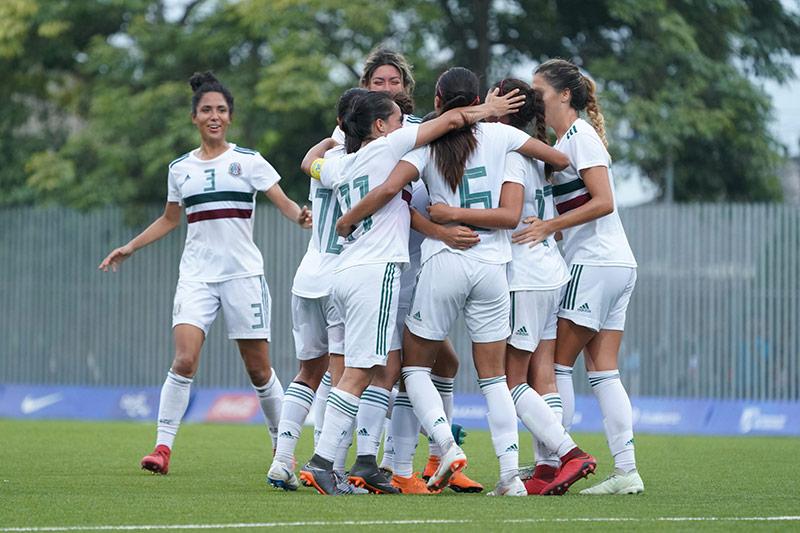 Selección Femenil se cuelga medalla de oro