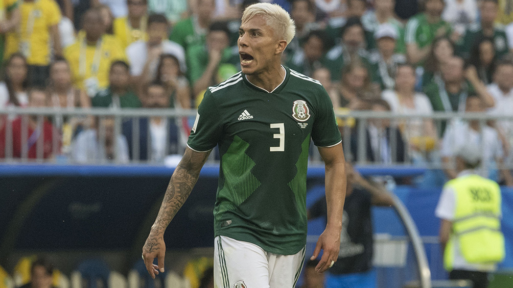 Carlos Salcedo tests positive for paternity test