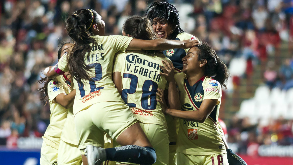 America and Chivas Females keep the unbeaten in Ap 2018