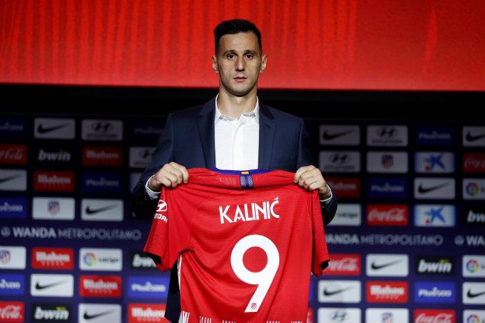 Kalinic rechazó recibir la medalla de subcampeón del Mundial