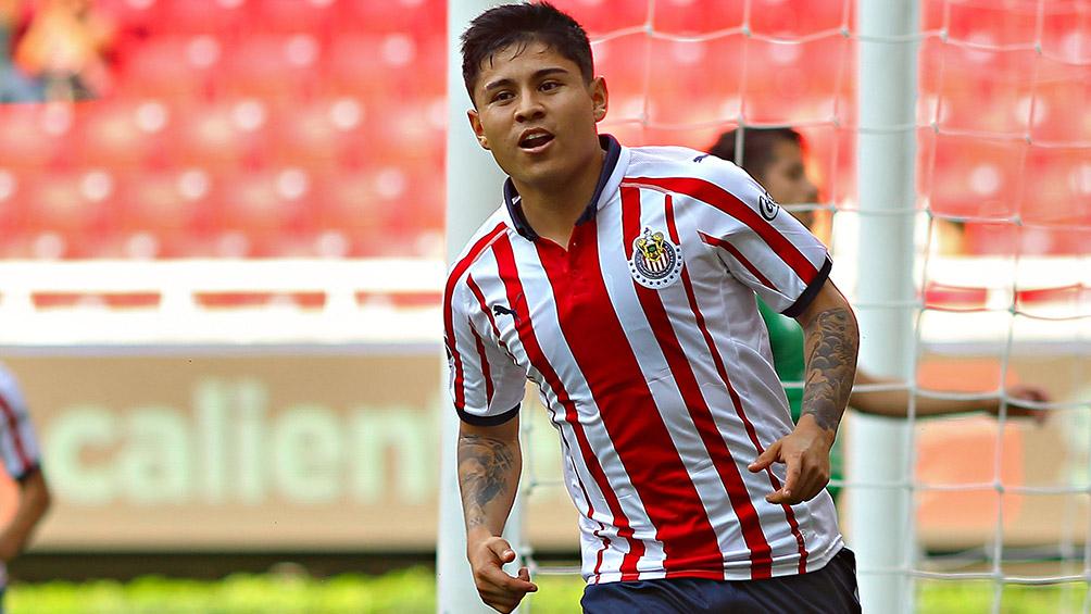 Chivas keeps unbeaten in Copa MX by beating Alebrijes