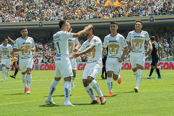 En Pumas confían en primer triunfo ante Monterrey en su nuevo estadio