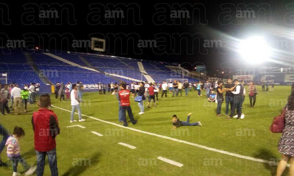 Partido de futbol termina en golpes y balas en Celaya