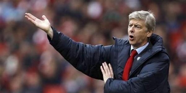 Wmger en partido con el Arsenal