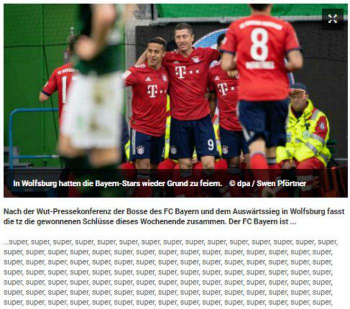 Bayern Munich se adjudica la victoria ante AEK de Atenas