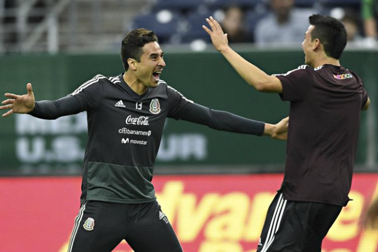 Con Ochoa y sin Chicharito, la selección mexicana enfrentará a Argentina