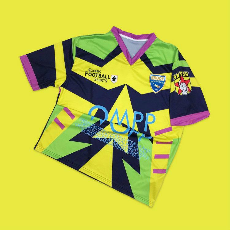 Lanzan un jersey edición especial en honor a Jorge Campos