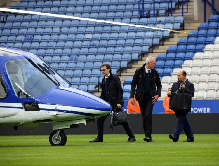 Falla mecánica causó accidente de helicóptero de Leicester