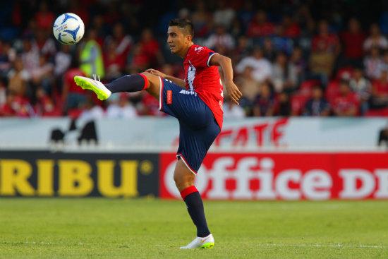 Detienen a exjugador de Monterrey