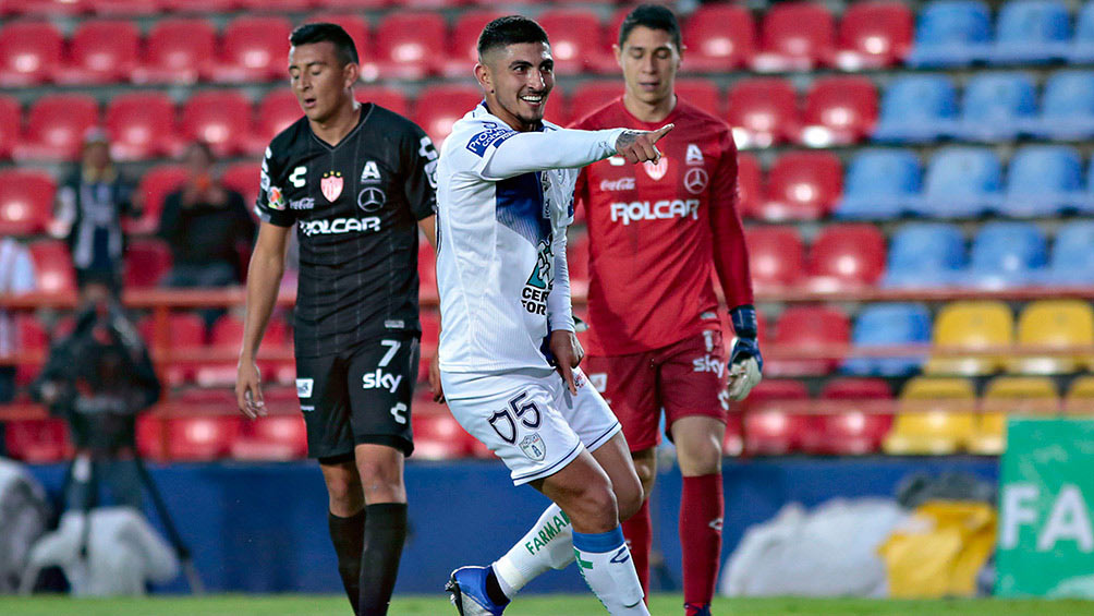 Guzmán fue la figura de los Tuzos en el torneo