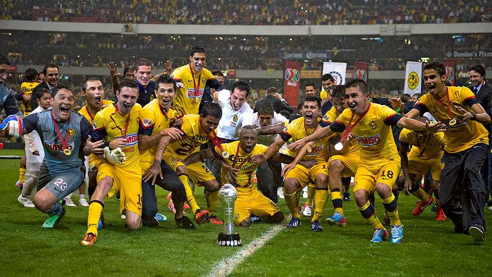Las Águilas conquistaron su título 11 ante Cruz Azul en el Clausura 2013