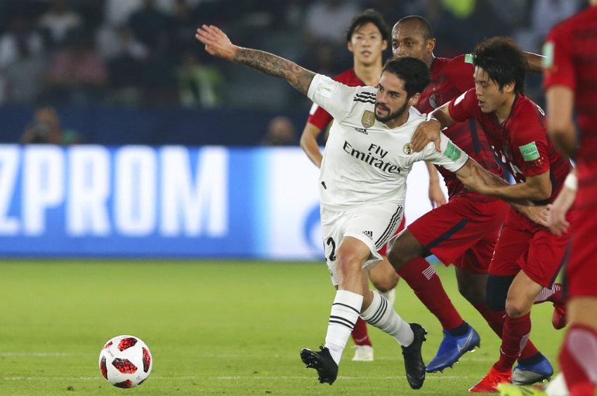 ¡La primer baja del Real Madrid para el inicio de 2019!