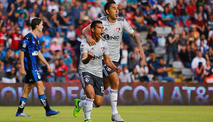 Atlas inicia el torneo con el pie derecho tras vencer a Querétaro