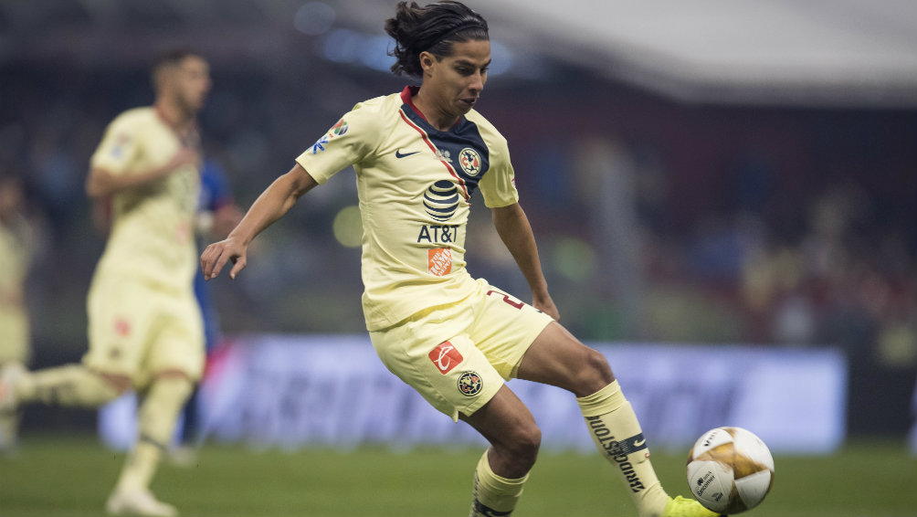 Otro mexicano a Europa; Diego Lainez, nuevo jugador del Betis