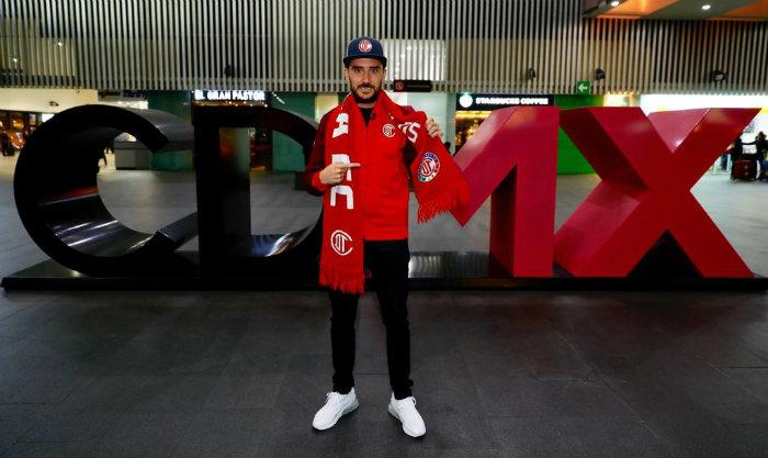 Refuerzo de Toluca cuestiona a Marcone por su salida de Cruz Azul