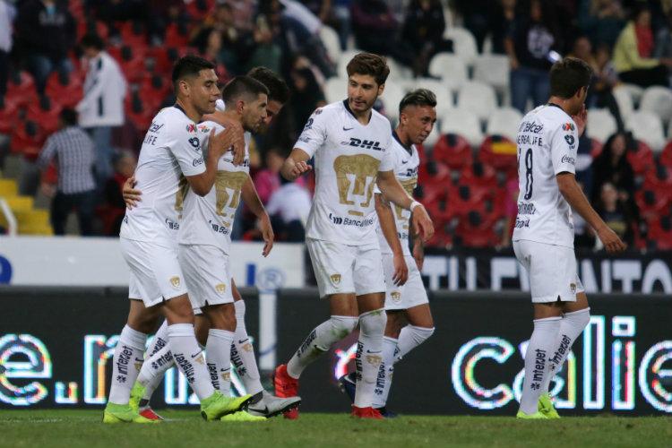 Con gol de Mora: Pumas y Atlas igualaron en infartante partido
