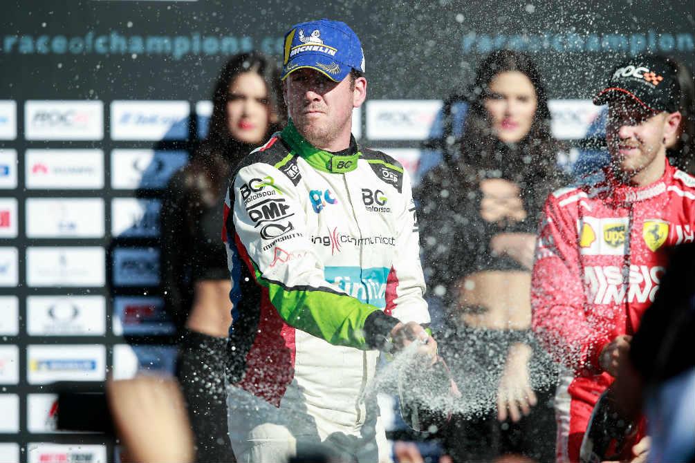 El mexicano Benito Guerra ganó la Carrera de Campeones