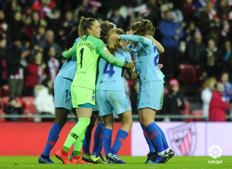 Futbol femenil en España rompe récord de asistencia