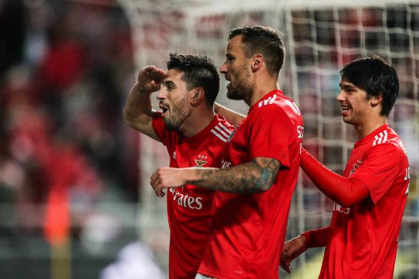 Aplastante goleada del Benfica: 10-0 contra Nacional