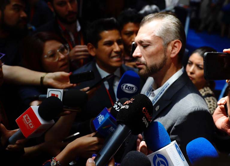 Rodrigo Ares de Parga pide cambiar horario de partidos de Pumas