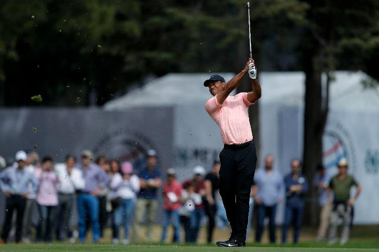 Tiger Woods imparte magia en el World Golf Championships  497a1176184