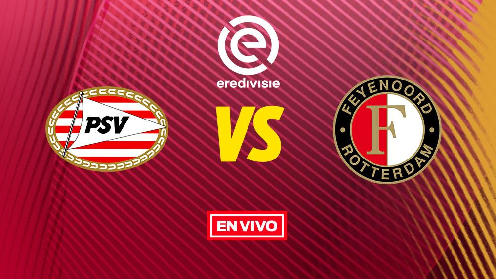 PSV vs Feyenoord Eredivisie en vivo y en directo Jornada 23 061b20465