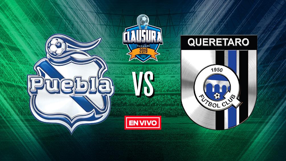 Puebla vs Querétaro Liga MX en vivo y en directo Jornada 9 Clausura 2019 0452537b9b2e3