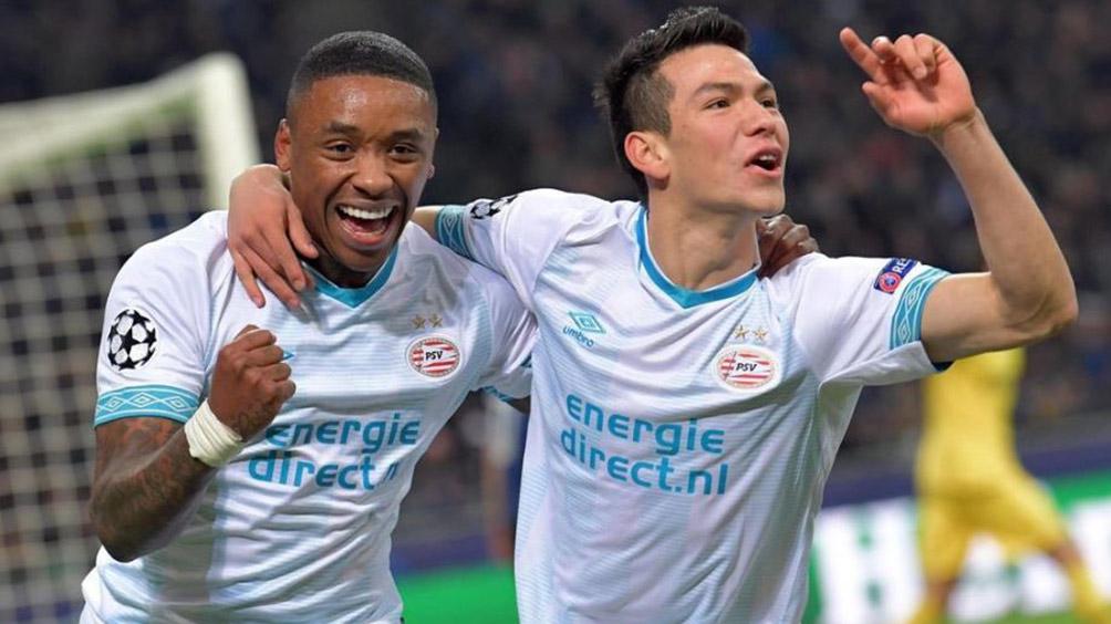El Chucky no se cansa de brillar en la Eredivisie con el PSV