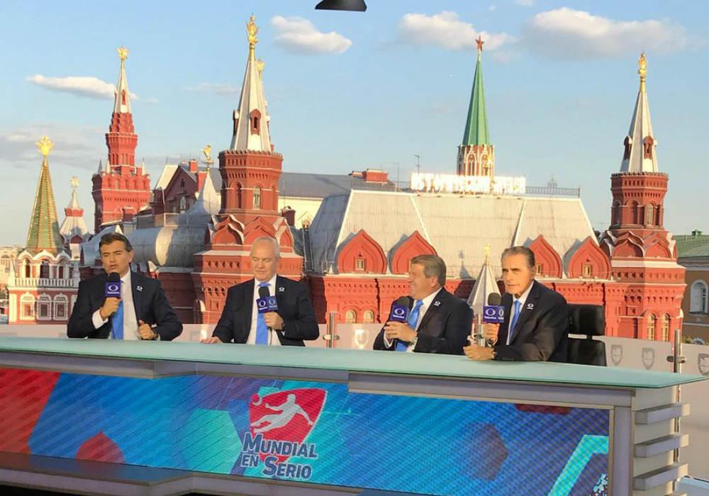 Televisa Deportes anuncia expansión internacional - TVCANALES