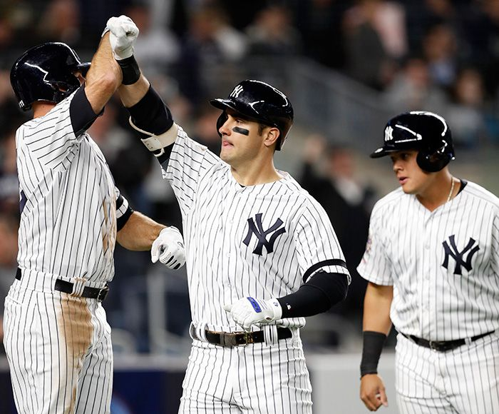 Grand Slam de Gardner da primera serie a Yankees sobre Red Sox