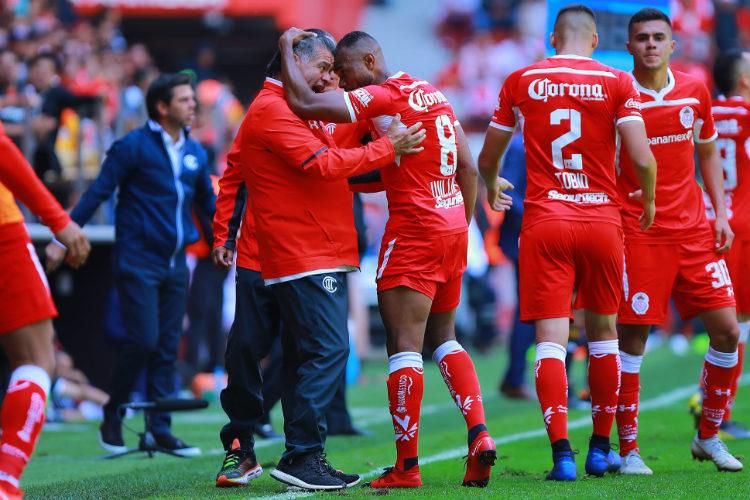 América debutó a Iván Jared Moreno en derrota ante Toluca