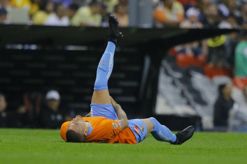Oribe Peralta se perderá el resto del Clausura de Liga MX