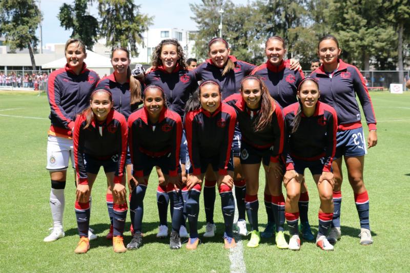 Chivas Femenil queda fuera de la Liguilla del Clausura 2019