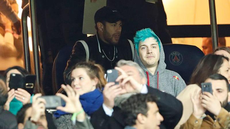 Tres partidos a Neymar por criticar al árbitro del PSG-United — UEFA