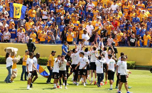 Tigres confía en revertir el marcador frente a Monterrey