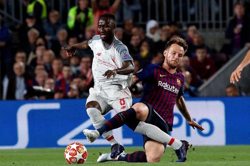El Liverpool tendrá una baja ante el Barcelona