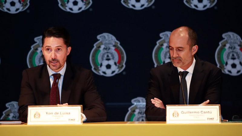 OFICIAL: Guillermo Cantú dejará la dirección deportiva de la FMF
