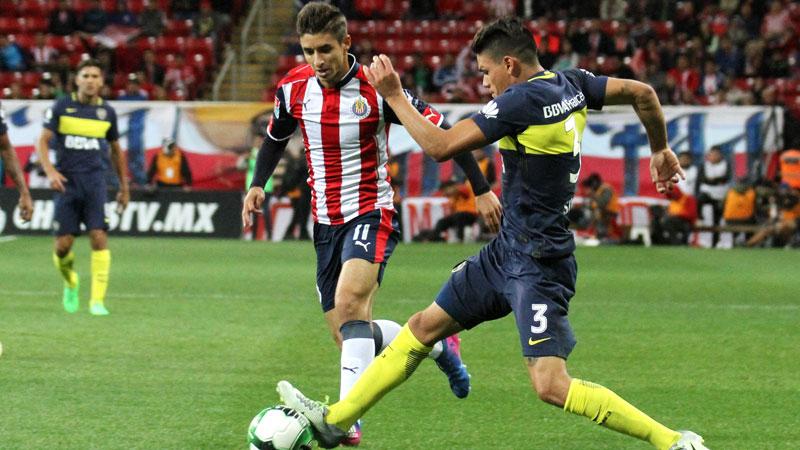 Chivas y América se medirán ante River y Boca Jrs en pretemporada