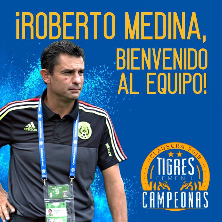 Chivas contrata al técnico campeón de la Liga MX Femenil