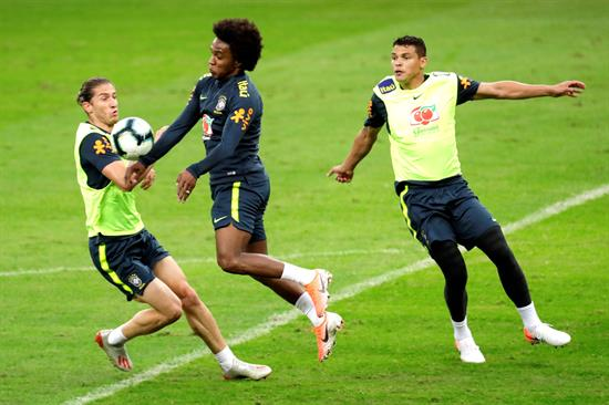 Brasil-Bolivia prende el torneo